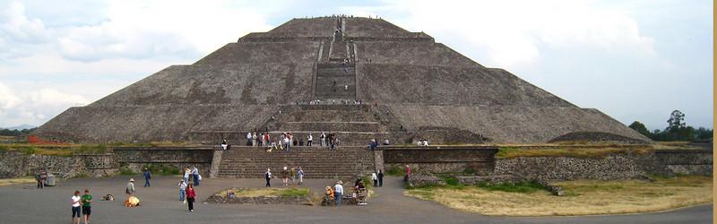 Mexico Teotihuacán Pyramids 14