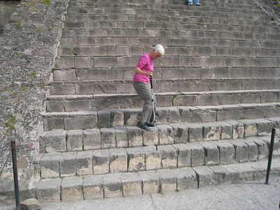 Mexico Teotihuacán Pyramids 7