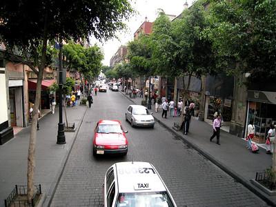 Mexico City Nov 07 24