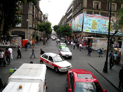 Mexico City Nov 07 23