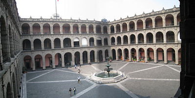 Mexico City Nov 07 15