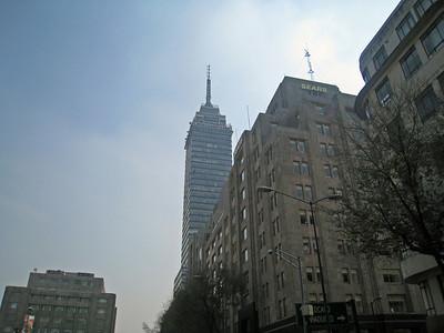 Mexico City Nov 07 9