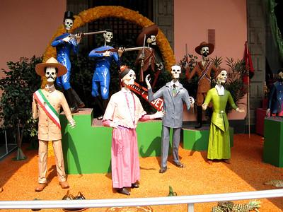 Mexico City Nov 07 19