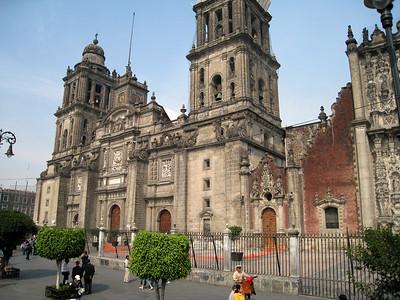 Mexico City Nov 07 14