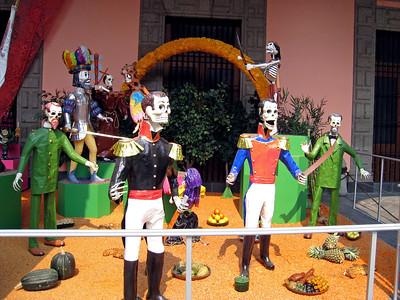 Mexico City Nov 07 20