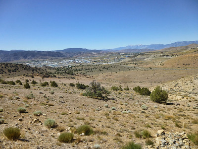 V and T Railway - Carson to Virginia City 16