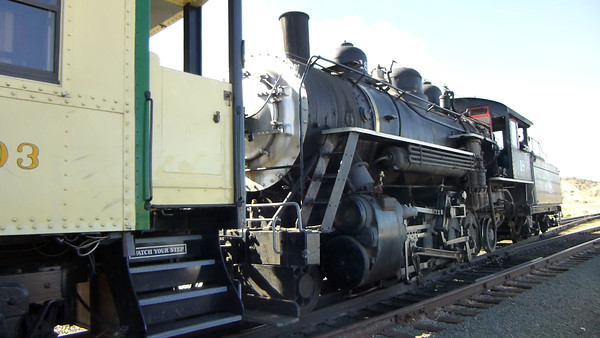 V and T Railway - Carson to Virginia City 06