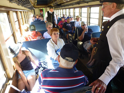 V and T Railway - Carson to Virginia City 10
