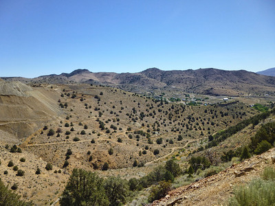 V and T Railway - Carson to Virginia City 25