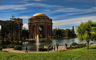 Palace of Fine Arts April 2011  03