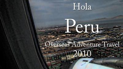 Peru Movie 2010
