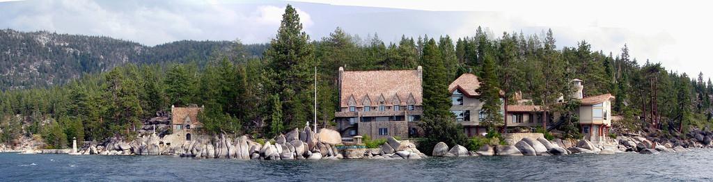 Thunderbird Lodge from Thunderbird Yacht by Ed.
