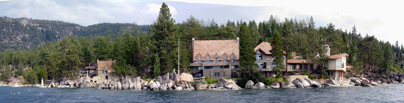 Thunderbird Lodge from Thunderbird Yacht by Ed.