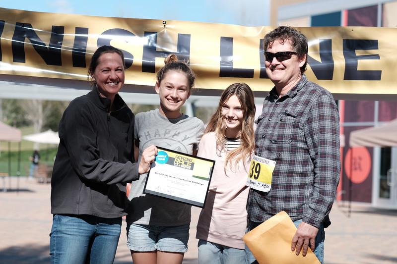 Grand Pirze Fundraiser - Family Team