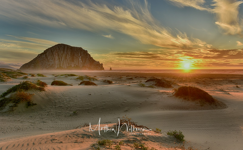 Morro Bay Sunset