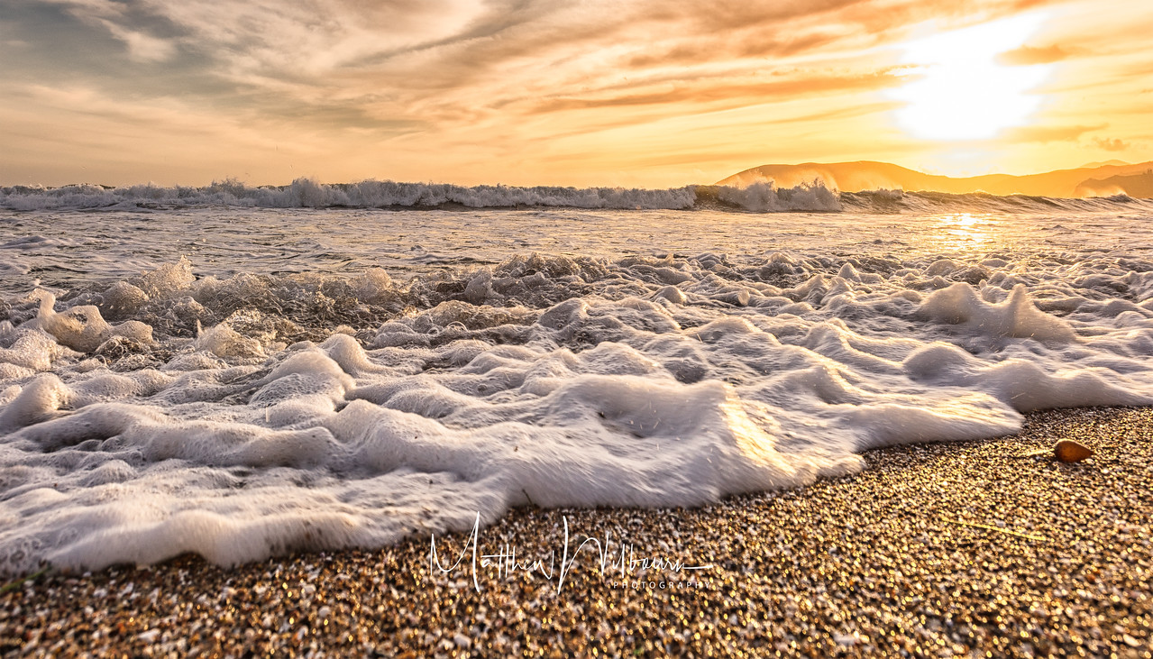 Sunest  On The Sand