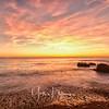 Shell Beach Sunset 3