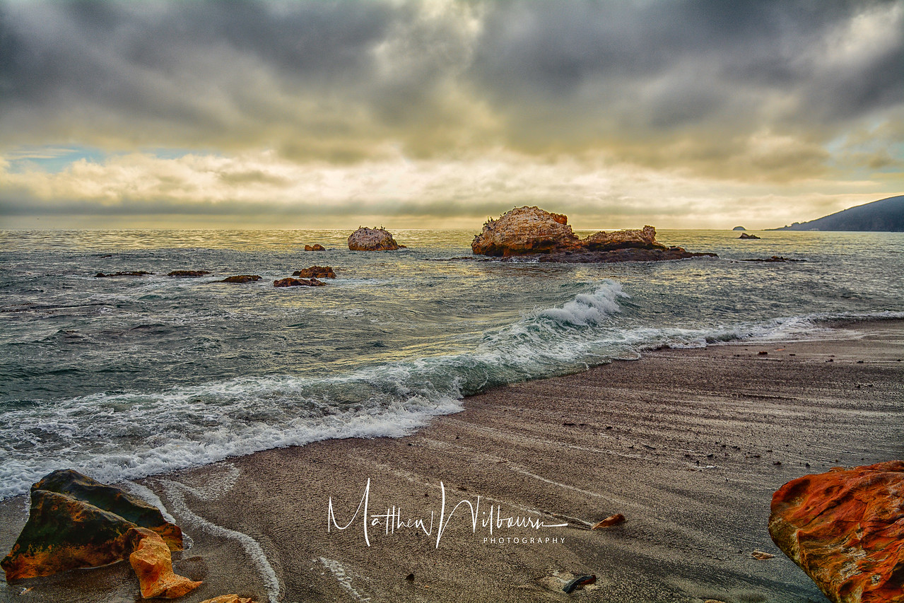 Pismo Beach Sunset Photography