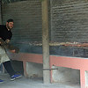 Preparing our lunch - Pampas of Argentina Home of the Gauchos ( Estancia outside Buenos Aires)