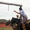 Grabbing the ring with a stick on horseback - Pampas of Argentina Home of the Gauchos ( Estancia outside Buenos Aires)