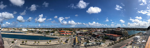 Panorama of Oranjestad