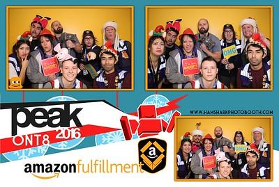 Amazon ONT8 Peak 2016 Day 2 Booth#2