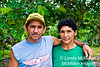 Mr & Mrs Alvaro: Self-sufficient farmers living on the Amazon River.