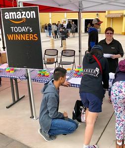 Amazon at Great America PSM
