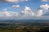 A view of Boa Vista, capital of the Brazilian Amazonian state of Roraima, in northern Brazil. (Australfoto/Douglas Engle)