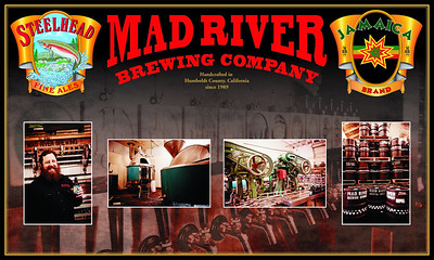 Title image for client Mad River Brewing. Published in various outlets.