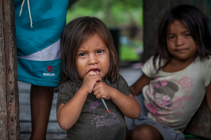 Kids of Amazon, Peru