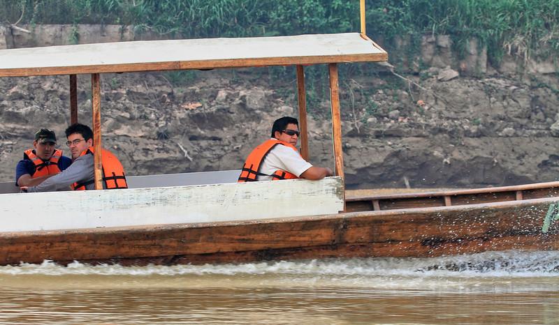 Στην Περουβιανή Αμαζονία (ΠΕΡΟΥ)