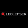 Ledlenser Logo Black Red Dot
