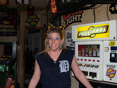 2006 Amber is Tiger and pub 2006