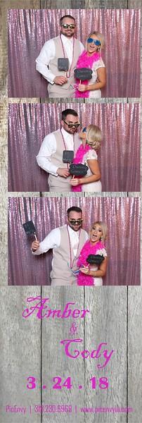 Amber and Cody Wedding