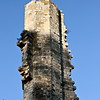 "La Candela, ruine du château ""cathare"""