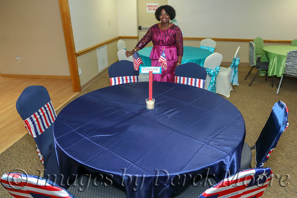 Ambience Designs Launching & Expo by Mrs. Deconte Baker