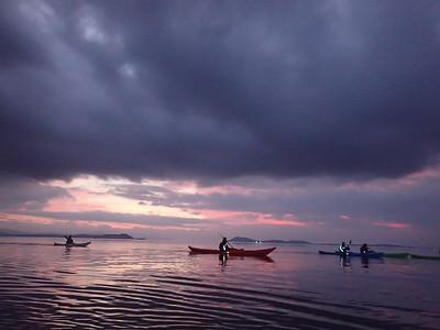 Ambracian gulf sunsets '16