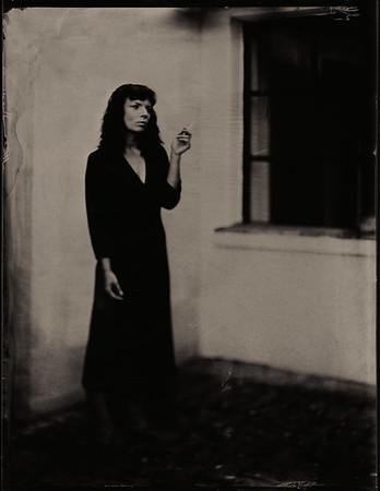Model: Agnieszka Stępka Plener Paw