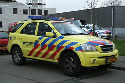 OVD-G voertuigen