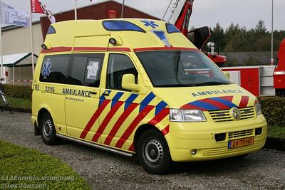 Opening ambulancepost Roggel
