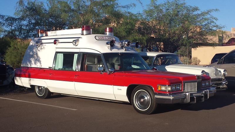 Los Gatos Ambulance Cadillac (ps)