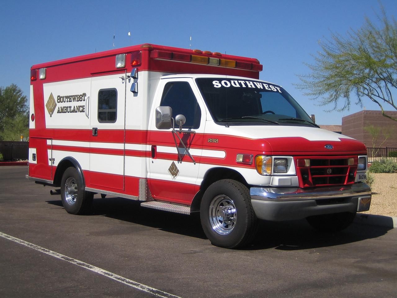 SWA W-292 Ford #86216