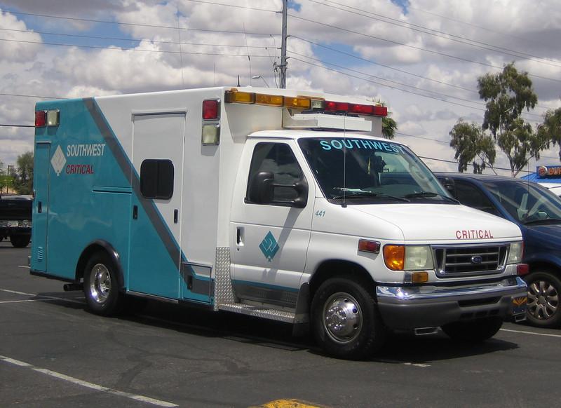SWA Critical Care W-441 Ford