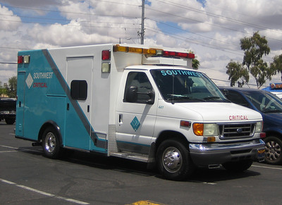SWA Critical Care W-441 Ford