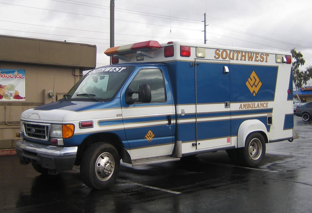 SWA W-469 Ford