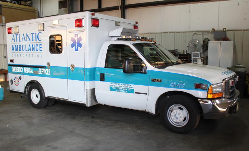 Atlantic Ambulance, NJ 61-07 Ford F350 (ps)