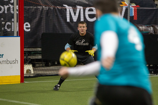 January 23, 2015 Ambush vs Tulsa