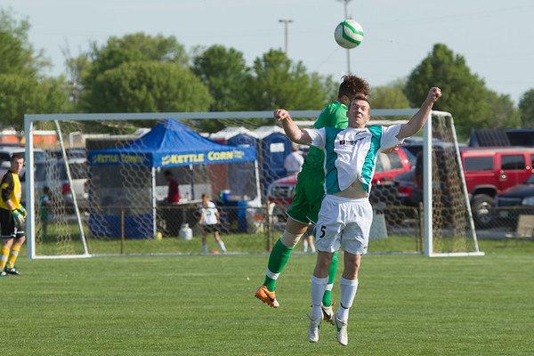 May 03, 2014 Ambush vs St Louis Lions Outdoor Friendly