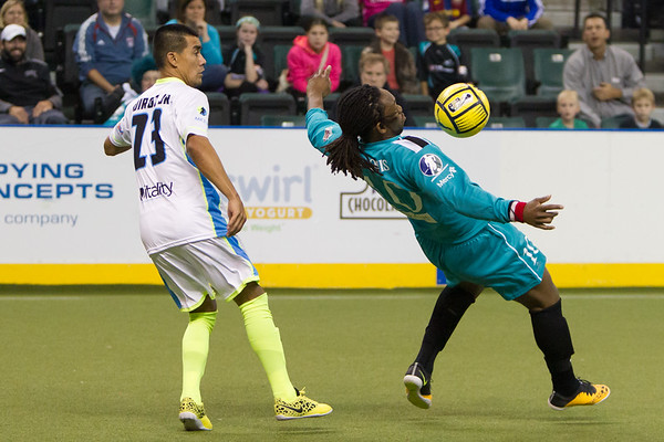 November 28,2014 Ambush vs Milwaukee